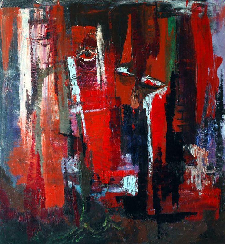 Alacakaranlık by Filiz Berk Doğutürk. Resim, Tuval üzerine Yağlı Boya, Ebat: 55 cm x 60 cm. Eser Gallerymak.com tarafından satılmaktadır.  | Twilight by Filiz Berk Doguturk. Painting, Oil on Canvas, Size: 55 cm x 60 cm.  Browse and Shop Artworks of Filiz Berk Doguturk at Gallerymak.com | #artoftheday #modernart #contemporaryart #ressam #painter #abstract #abstractart #soyut #painting #instaart #worldofart #fineart #arte #kunst #contemporary #art
