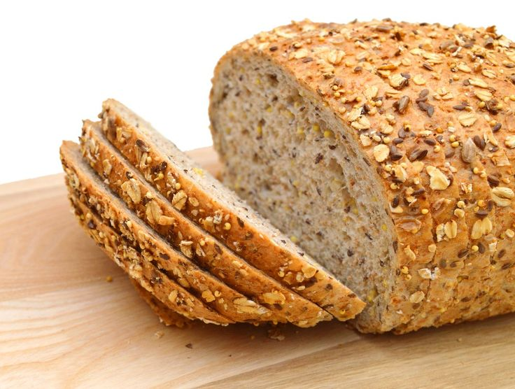An easy Multi-Grain Bread recipe