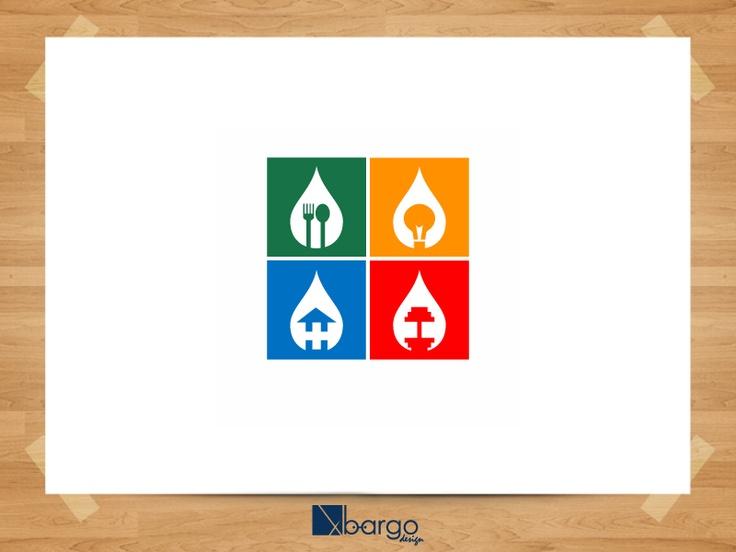 Desain Logo Aboway