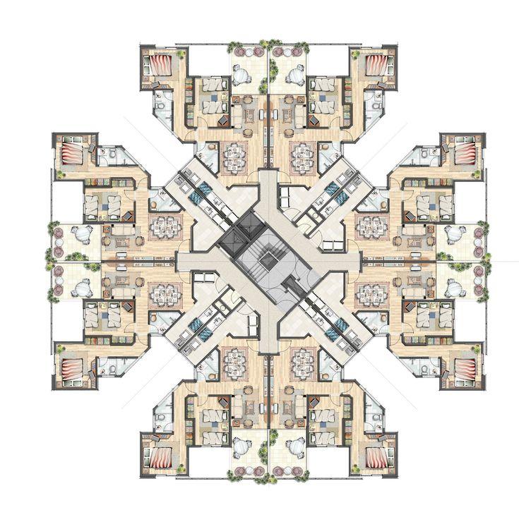 17 best ideas about hotel floor plan on hotel