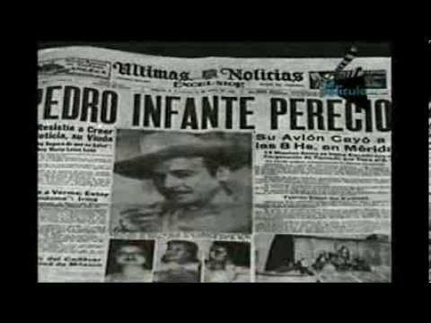 ASI ERA PEDRO INFANTE - YouTube