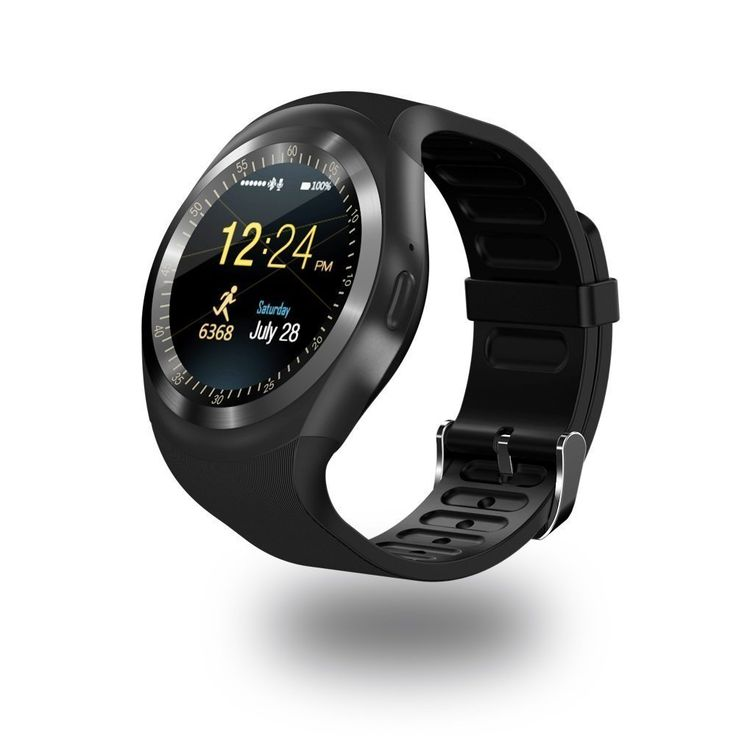 Life Like Y1 Bluetooth #Smartwatch With Sim & Tf #Card Support With Apps Like #Facebook And Whatsapp #Touch Screen Multilanguage #Android
