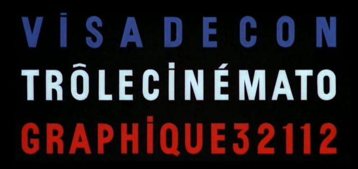 Made in U.S.A.  by Jean-Luc Godard