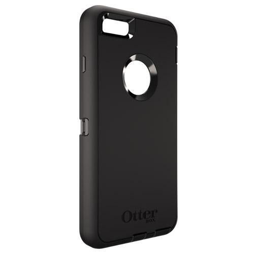 The Defender Series for the iPhone 6 Plus case allows you to take your device anywhere with confidence knowing that it's protected inside the sturdy, three-layer case. The first layer is a polycarbona
