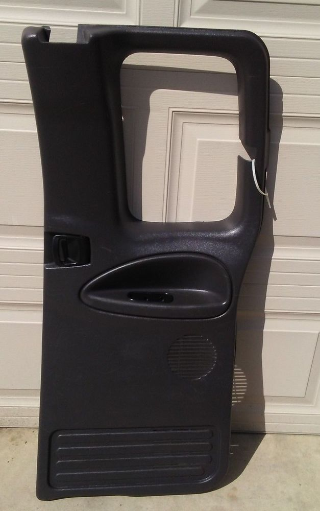 1998 2001 Dodge Ram Rear Door Panel Back Trim Cover Quad Cab 98 99 00 01 Mopar Dodge Chrysler Autoparts Usedautopart Used Car Parts Dodge Ram Dodge