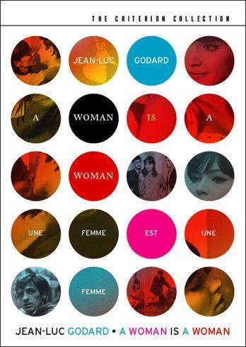 """A Woman Is a Woman """"Une femme est une femme"""" by Jean-Luc Godard"""