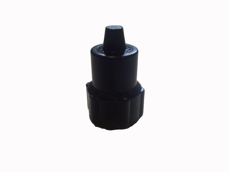 Angram Sparkler Black 0.6mm £2.50 #angramparts #sparklernozzle #caskaleaccessories #caskaleequipment #casknozzle #caskbeernozzle #caskbeersparkler