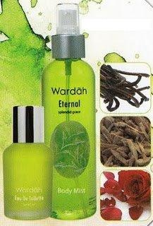 Wardah Body Mist~Eternal