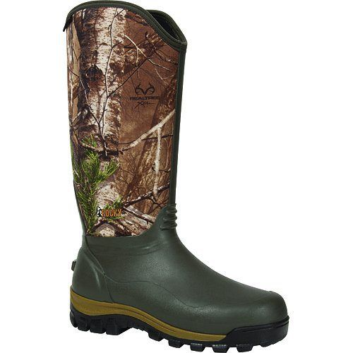 Rocky Core Neoprene 1000g Insulated Boot, APX, 12 - http://authenticboots.com/rocky-core-neoprene-1000g-insulated-boot-apx-12/