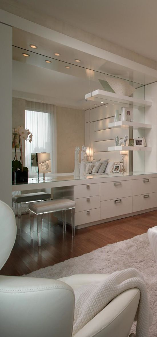 Pepe Calderin Design Dressing Room DesignBedroom