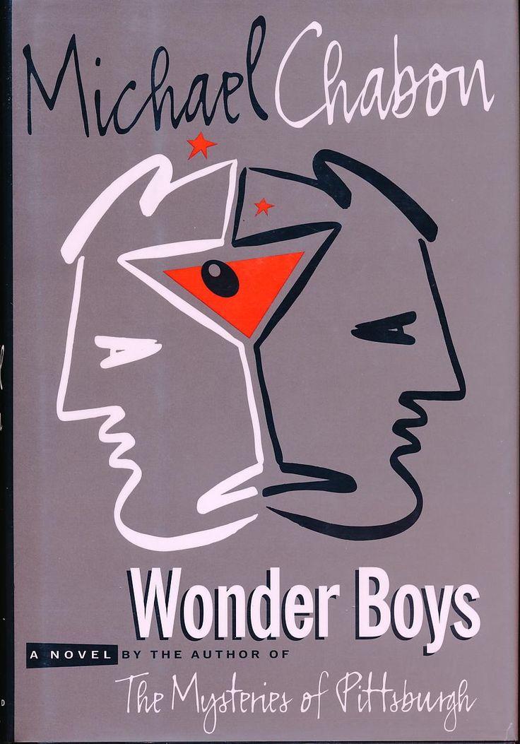 Wonder Boys by Michael Chabon.  First US edition.  Published by Villard Books / Random House, New York, New York, 1995.