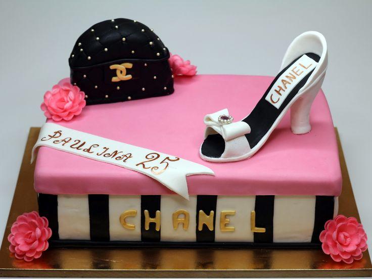 Fabulous Birthday Cakes For Women | 25th Birthday Cake Designs For Women