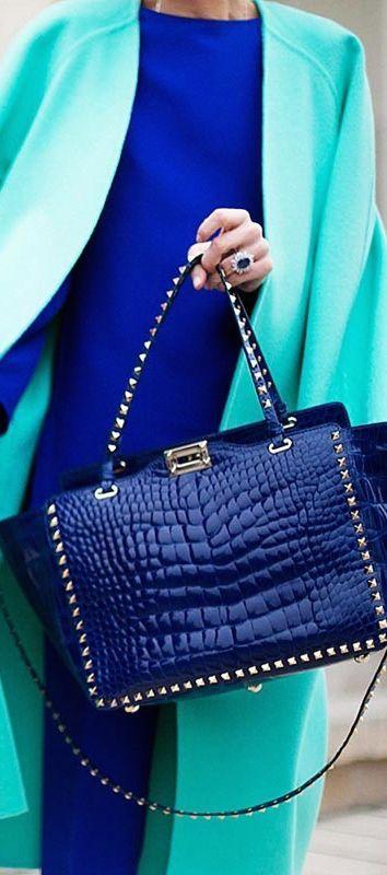 Valentino Rockstud Bag Women's Handbags Wallets - http://amzn.to/2huZdIM
