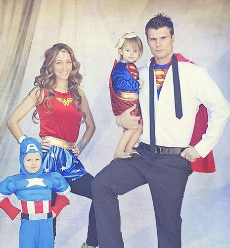 family halloween costume ideas   Halloween Family Costume Ideas « Event News