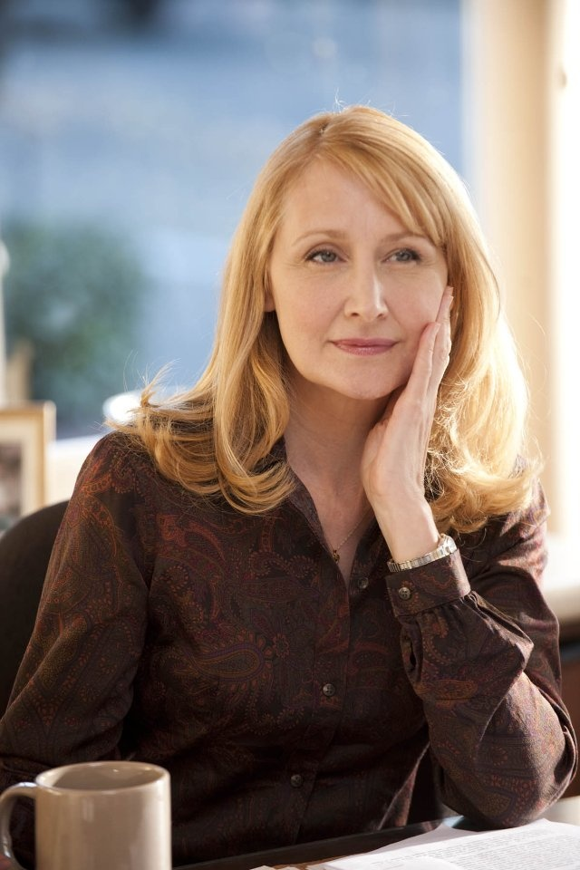 patricia clarkson... another one of those purely perfect actresses.