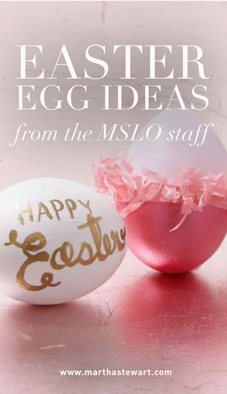 237 best easter egg ideas images on pinterest easter crafts easter egg ideas from the mslo staff negle Images