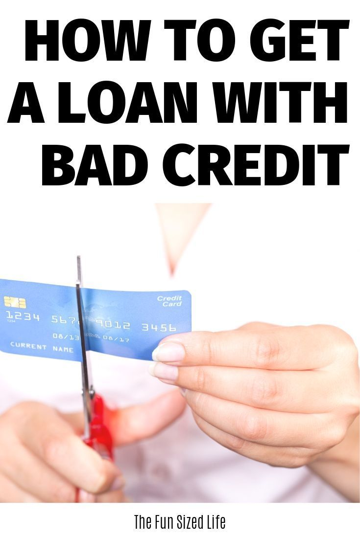 How To Take Out A Personal Loan Even If You Have Bad Credit Budgeting Money Money Saving Plan Personal Finance Budget
