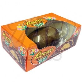 This peanut butter filled egg from Reese's is a great addition to our Easter USA candy range and a must for any peanut butter fan!