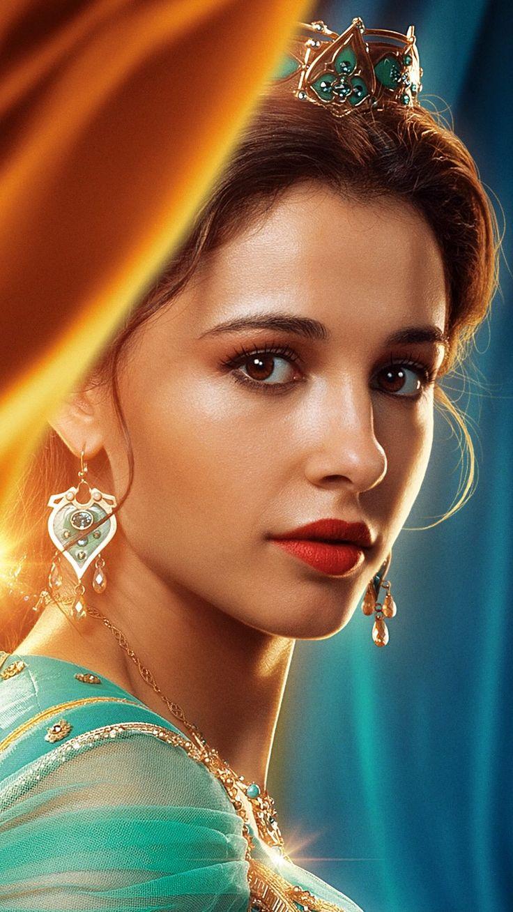 Princess Jasmine In Aladdin 2019