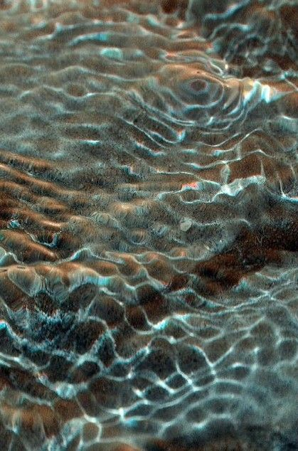 Light Refraction: Nature, Water Texture, Color, Textures Patterns, Water Ripple, Brown, Beauty