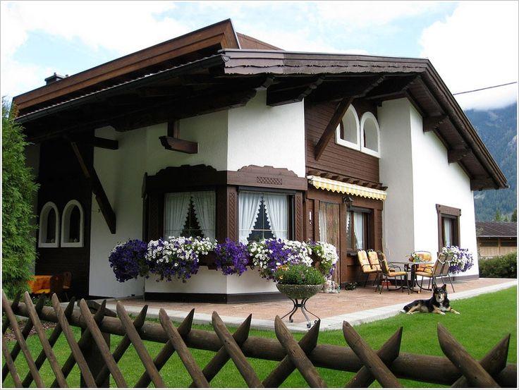 Exterior  designs or decors