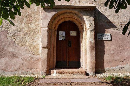 Medieval, Arpadian age church, Cserkút | Flickr - Photo Sharing!