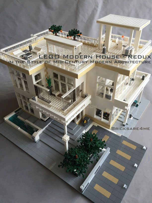 Modern Architecture Lego 2284 best lego buildings images on pinterest | lego building, lego