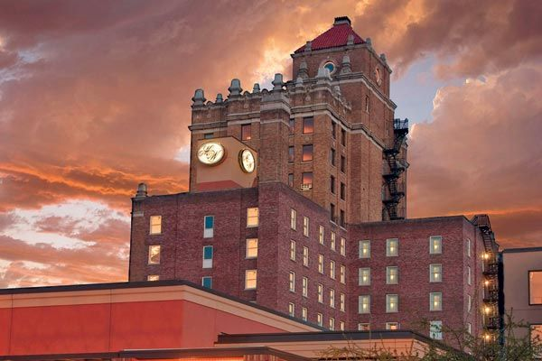 Marcus Whitman Hotel - Warmth, comfort, and unexpected pleasures await guests at the Marcus Whitman Hotel and Conference Center, at the heart of Walla Walla's wine experience.