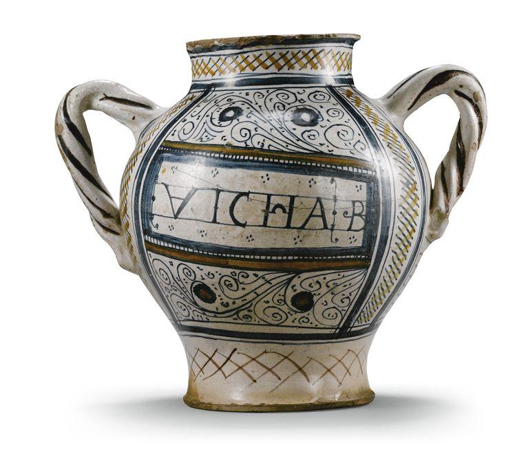 511 mejores im genes sobre piezas de museo en pinterest for Jarrones persas