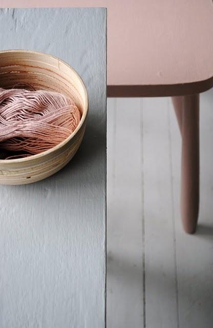 Kleurenpalet: Fluor roze -oud roze -naturel | villa d'Esta | interieur en wonen