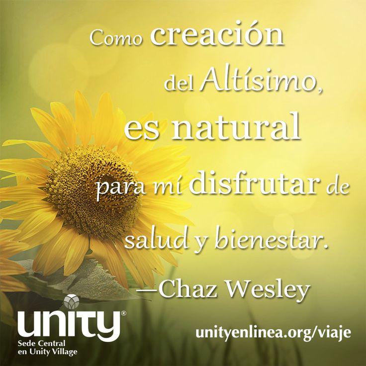 2015 Un viaje de descubrimiento espiritual | Unity Enlinea