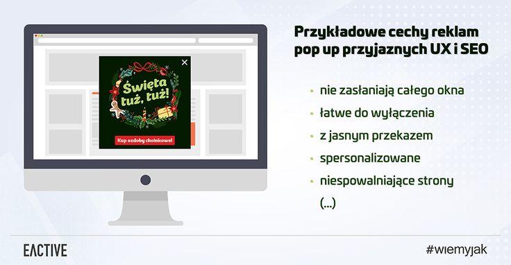 Jak zrobić reklamę pop up przyjazną SEO i UX?