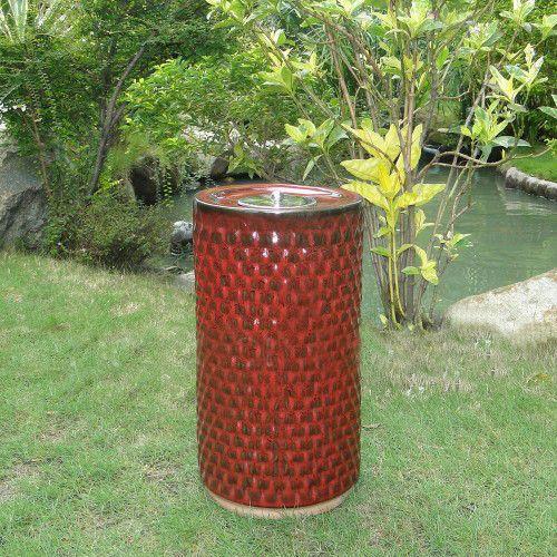Apollo Ceramic Garden Torch