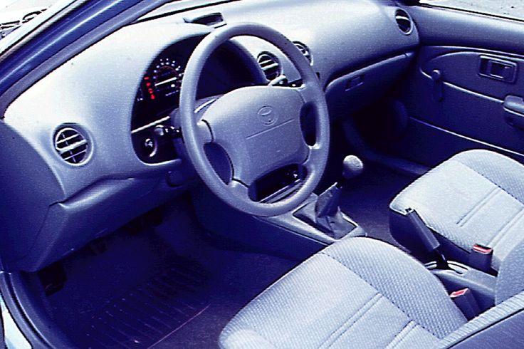 1991-94 Toyota Tercel | Consumer Guide Auto