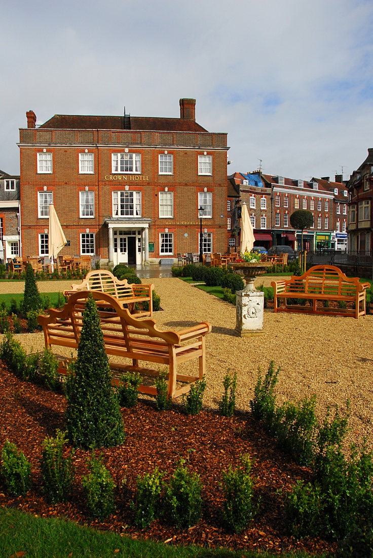 The Crown Hotel, Blandford    http://crownhotelblandford.co.uk/