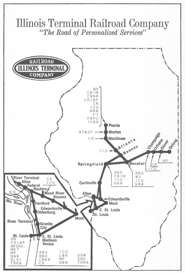 Illinois vermilion county muncie - Systemmap1974 Jpg 1200 1772 Illinois