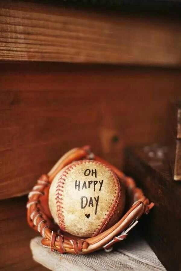 Oh happy day | Baseball | Pinterest | Happy day and Happy