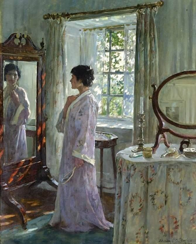 S Newlyn Dressing Glass Mirrors