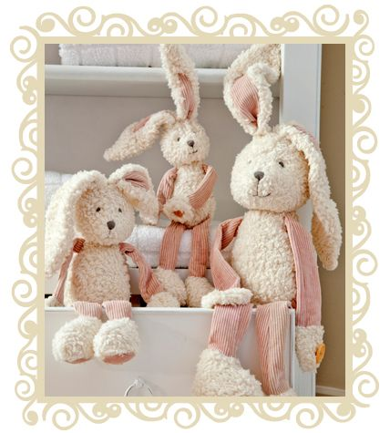 40 best sugar free easter gifts images on pinterest easter gift charlie bear little organics feebee bunny large feebee bunny by charlie bears baby little organics milo negle Choice Image