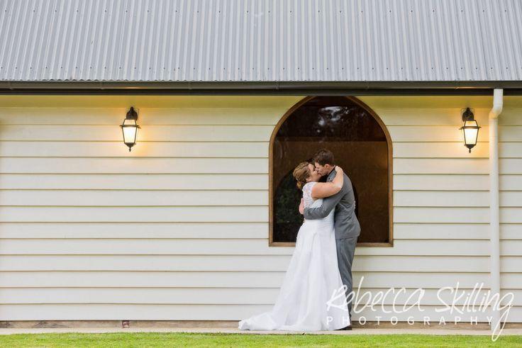 Captivating husband and wife at Annabella Chapel, Ilkey. #AnnabellaChapel #Ilkey #SunshineCoastWeddings #weddingphotography #loveyourphotos
