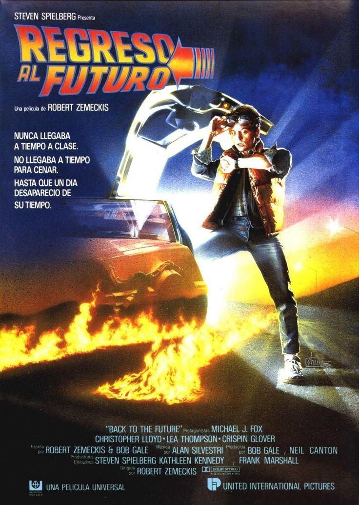 Regreso al futuro (1985) - Ver Películas Online Gratis - Ver Regreso al futuro…