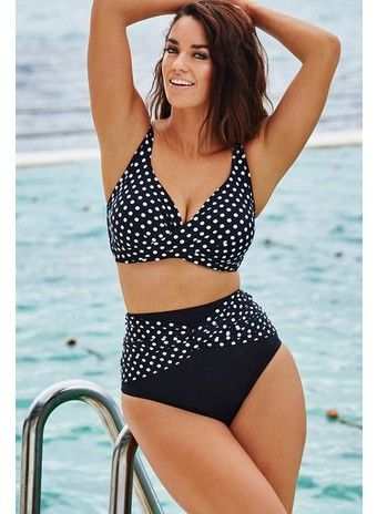 Plus-size swimsuits