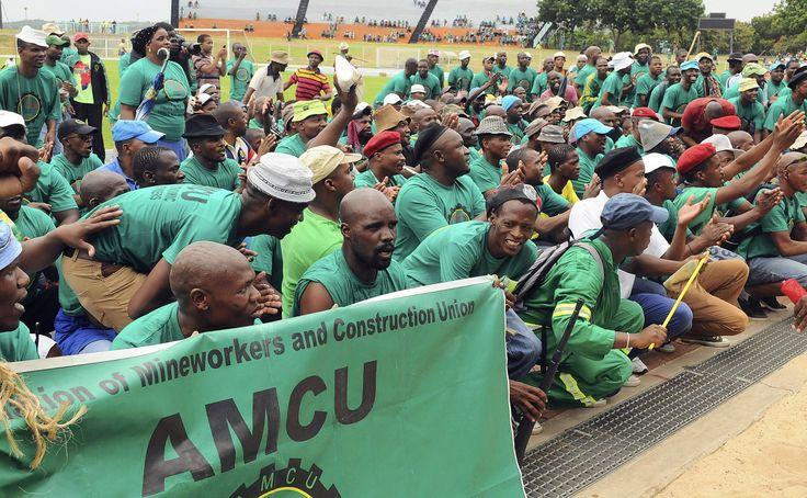 """Mining giant Anglo American Platinum is losing about R100 million a day because of a strike by Amcu which entered its fourth week on Monday.  """"The company is losing 4000oz amounting to R100m in revenue daily,"""" said Amplats spokeswoman Mpumi Sithole in an e-mail.  Click here for the full story: http://www.iol.co.za/business/companies/strike-costing-anglo-platinum-r100m-a-day-1.1648068#.UwHMrqJN-lh"""