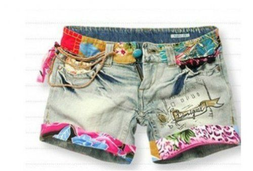 IF I wore shorts, they would be Desigual