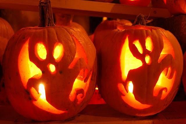 idees projets creatifs pour halloween partie fantomes