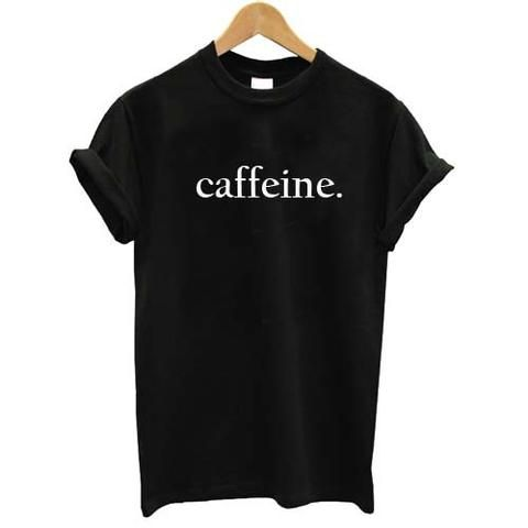 Caffeine tshirt #clothing