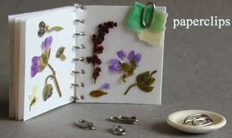 how to: mini paperclips