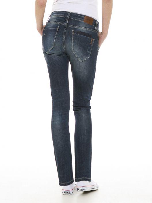 Eleganckie jeansy damskie BigStar