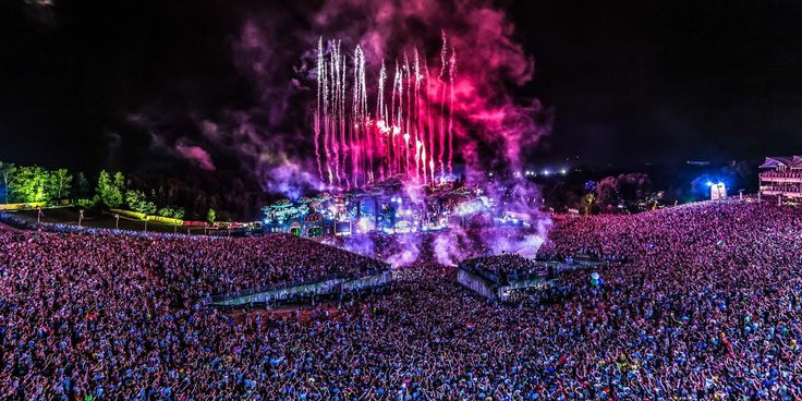 This place.... indescribable..... I need to go back #Tomorrowland ❤