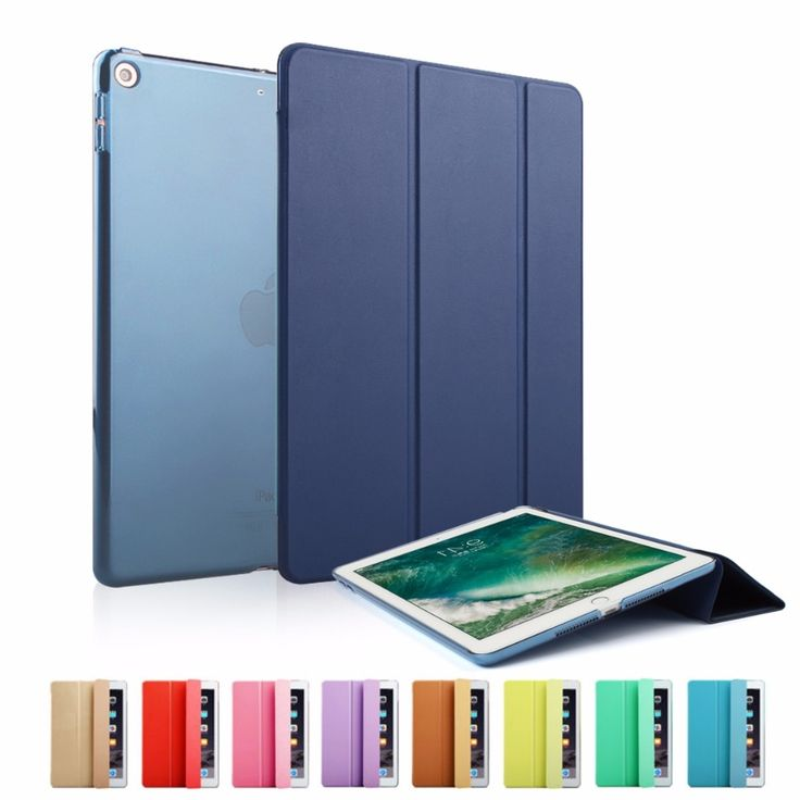 """13.59$  Buy here - http://aliifk.shopchina.info/1/go.php?t=32717624848 - """"For iPad Pro 12.9"""""""" 2016 PU Color Slim Smart Case Cover Magnetic Auto Sleep/Wake up For Apple iPad 12.9 inch """"  #buychinaproducts"""